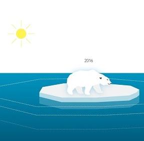 Klimawandel im Pixieformat erklärt