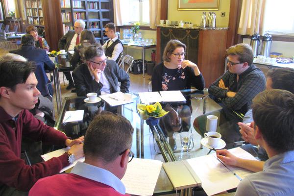 Studierende forschen für Europas Zukunft