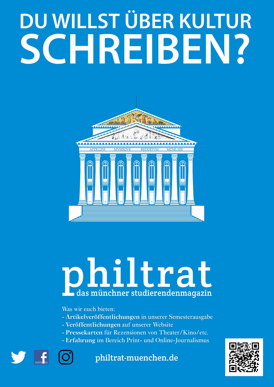 Philtrat Poster Kultur-1
