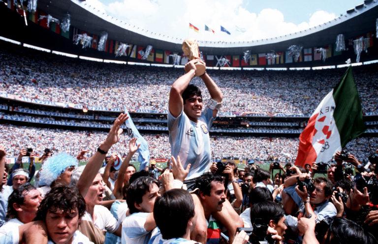 """""""Diego Maradona"""": jenseits von Rausch und Ruhm"""