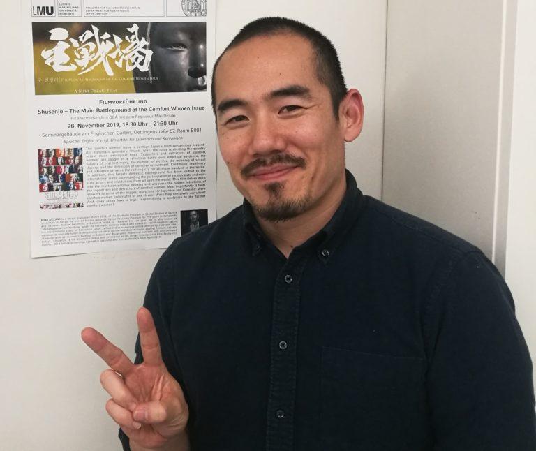 """""""Es ist in Japan fast cooler, keine politische Meinung zu haben"""""""