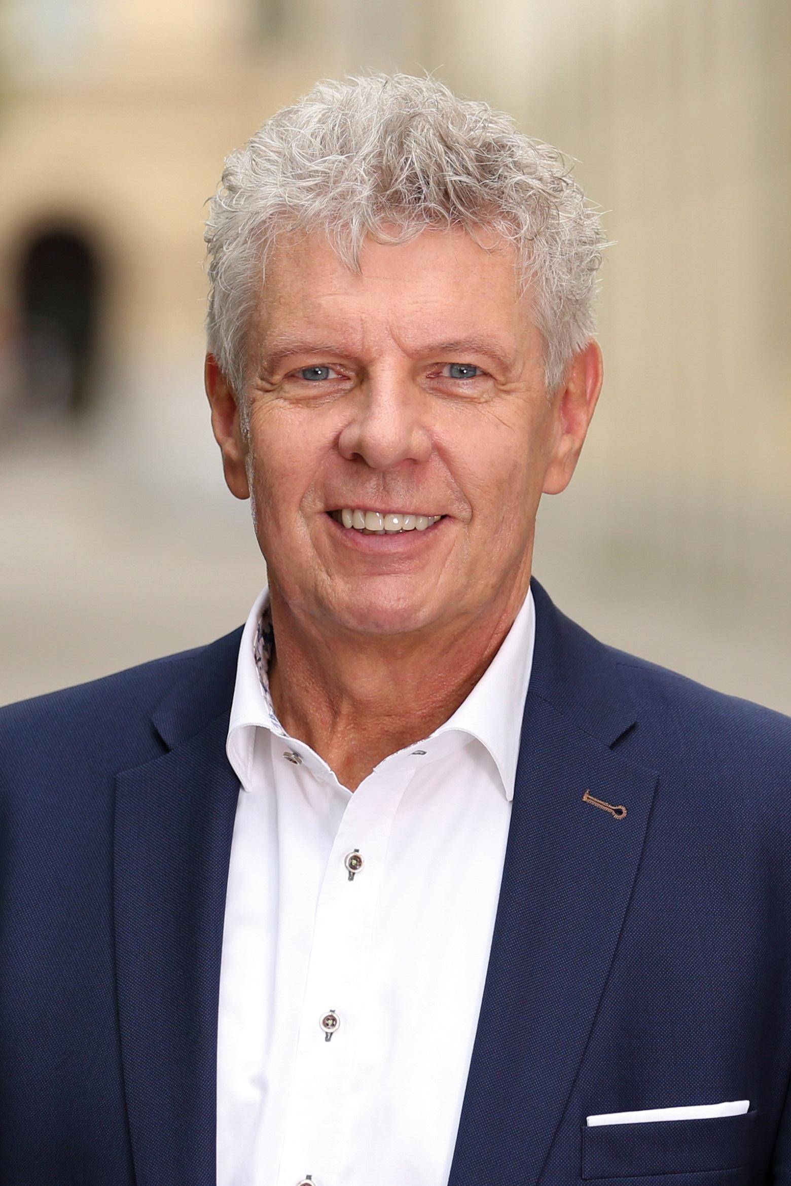 OB Dieter Reiter (SPD) will sein Amt verteidigen © Foto: Presseamt / Michael Nagy