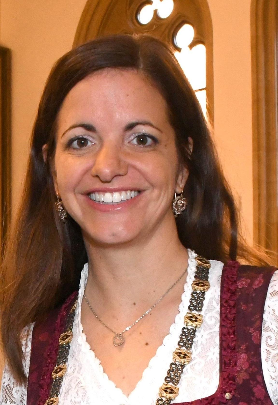 Kristina Frank tritt für die CSU an © Foto: Grossmann