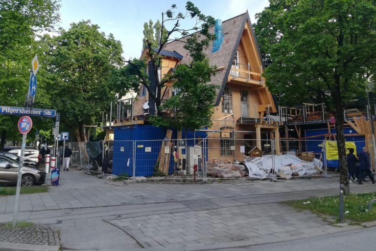 Bangen um neues Kulturcafé