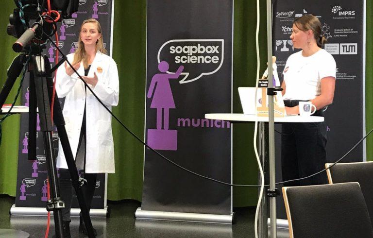Forschung von Frauen für alle